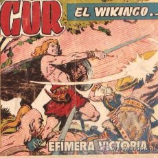 Tebeos: COMIC SIGUR EL WIKINGO Nº 15. Lote 36127756
