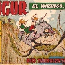 Tebeos: COMIC SIGUR EL WIKINGO Nº 19. Lote 36127775
