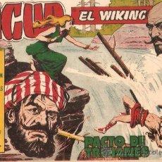 Tebeos: COMIC SIGUR EL WIKINGO Nº 20. Lote 36127786