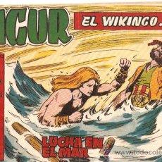 Tebeos: COMIC SIGUR EL WIKINGO Nº 26. Lote 36128253