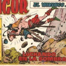 Tebeos: COMIC SIGUR EL WIKINGO Nº 28. Lote 36128266