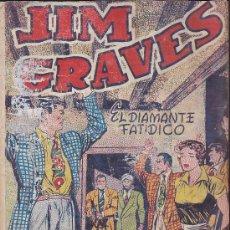 Tebeos: COMIC JIM GRAVES Nº 33. Lote 36129446