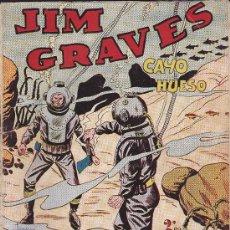 Tebeos: COMIC JIM GRAVES Nº 26. Lote 36129503