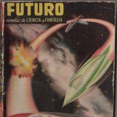 Tebeos: FUTURO # 5 CIENCIA & FANTASIA - BARCELONA 1950´S - MARTIN BLAIR, HIJO DEL SOL - 160 PAG. Lote 97285275