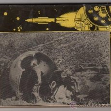 Tebeos: ESPACIO EL MUNDO FUTURO # 69 - TORAY 1957, RED ARTHUR, EL JUEGO DE LA MUERTE - 126 P . Lote 36311002