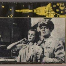 Tebeos: ESPACIO EL MUNDO FUTURO # 56 - TORAY 1957, RED ARTHUR, INVASION DE PLATILLOS VOLANTES - 126 P EXCELE. Lote 36311028