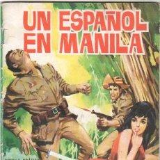 Tebeos: HAZAÑAS BELICAS NOVELA GRAFICA TORAY 1961 - LOTE DE 45 TEBEOS, VER IMAGENES. Lote 36337109