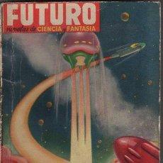 BDs: FUTURO # 3 CIENCIA & FANTASIA - BARCELONA 1950´S - CAPITAN MIDAS, POR D. TAYLOR - 160 PAG. Lote 36451220
