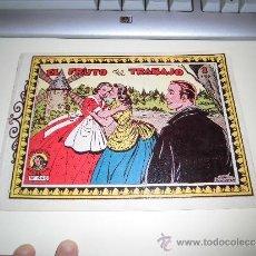 Tebeos: EL FRUTO DEL TRABAJO COLECCION AZUCENA Nº 348 EDICIONES TORAY. Lote 36486215
