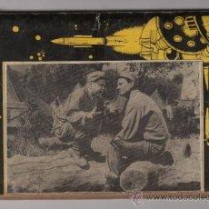 Tebeos: ESPACIO EL MUNDO FUTURO # 35 - TORAY 1959, CARRADOS, MICKEY ROONEY, THE BOLD & THE BRAVE - 126 P. Lote 36493748