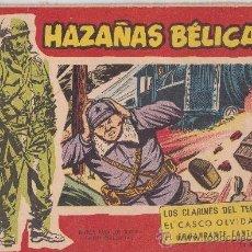 Tebeos: 3 NºS DE HAZAÑAS BELICAS ,SERIE ROJA. Lote 36605558