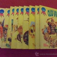 Tebeos: GRANDES AVENTURAS - COLECCION COMPLETA DE LOS 10 TOMOS - 1ª EDICION DE 1987 Y TAPAS DURAS. Lote 36645061
