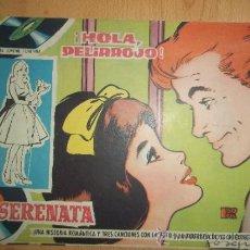 Giornalini: COLECCIÓN SERENATA Nº 138 TORAY 1959 REVISTA JUVENIL FEMENINA AÑOS 50. Lote 36725059
