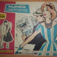 BDs: COLECCIÓN SUSANA Nº 142 TORAY 1959 REVISTA JUVENIL FEMENINA AÑOS 50. Lote 36725125