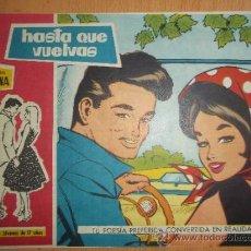 Tebeos: COLECCIÓN SUSANA Nº 106 TORAY 1959 REVISTA JUVENIL FEMENINA AÑOS 50. Lote 36725170