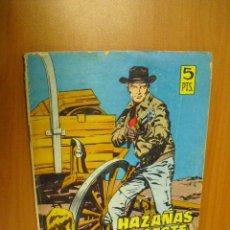 Tebeos: HAZAÑAS DEL OESTE Nº 98,EDICIONES TORAY 1959. Lote 36718053