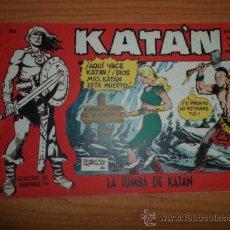 Comics - KATÁN Nº 22 EDITORIAL TORAY ORIGINAL - 36734606