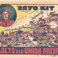 Tebeos: RAYO KIT Nº. 18, ORIGINAL. Lote 36761927