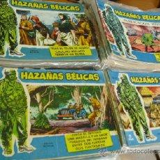 Tebeos: HAZAÑAS BELICAS LOTE DE 32 CUADERNOS,EDICIONES TORAY 1957 ALGUNOS PROCEDENTES DE ENCUADERNACIÓN. Lote 36834334