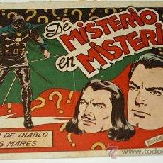Tebeos: EL HIJO DEL DIABLO DE LOS MARES Nº 20 - ORIGINAL. Lote 36985132