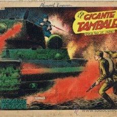 Livros de Banda Desenhada: HAZAÑAS BÈLICAS - AÑO VIII - Nº 200 - EL GIGANTE SE TAMBALEA - FALTA CONTRAPORTADA. Lote 37033683