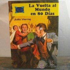 Tebeos: NOVELAS FAMOSAS Nº 9 - LA VUELTA AL MUNDO EN 80 DIAS - VERNE -1978- NUEVO DE KIOSKO !!!!!!!. Lote 37026048