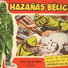 Tebeos: TEBEOS-COMICS GOYO - HAZAÑAS BELICAS - SERIE ROJA - Nº 96 - EXTRA *AA99. Lote 37027478