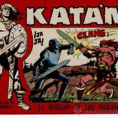 BDs: KATAN - ORIGINAL - Nº 2. Lote 37060745