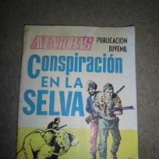 Tebeos: CONSPIRACION EN LA SELVA SALVADOR DUCET EDICIONES TORAY S.A. . Lote 37139657