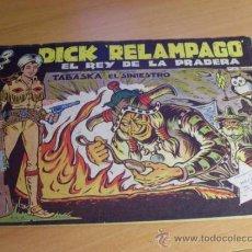 Tebeos: DICK RELAMPAGO Nº 4 ( ORIGINAL ED. TORAY) (TOR3). Lote 37156084