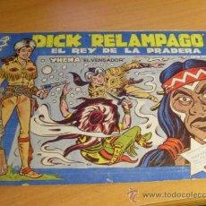 Tebeos: DICK RELAMPAGO Nº 11 ( ORIGINAL ED. TORAY) (TOR3). Lote 37157868