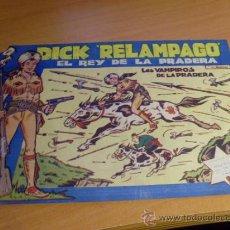Tebeos: DICK RELAMPAGO Nº 17 ( ORIGINAL ED. TORAY) (TOR3). Lote 37158018