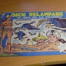 Tebeos: DICK RELAMPAGO Nº 19 ( ORIGINAL ED. TORAY) (TOR3). Lote 37158064