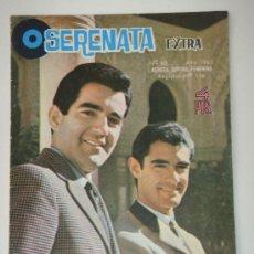 Tebeos: SERENATA EXTRA CONFIDENCIAS DEL DÚO DINÁMICO Nº 60, AÑO 1965. Lote 37205476