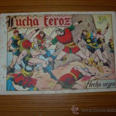 Tebeos: FLECHA NEGRA ALBUM VI DE TORAY . Lote 37377462
