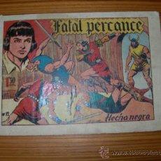 Tebeos: FLECHA NEGRA Nº 12 DE TORAY . Lote 37377576