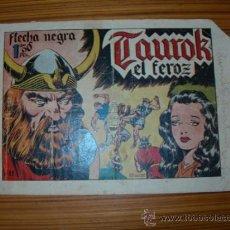 Tebeos: FLECHA NEGRA Nº 11 DE TORAY . Lote 37377608