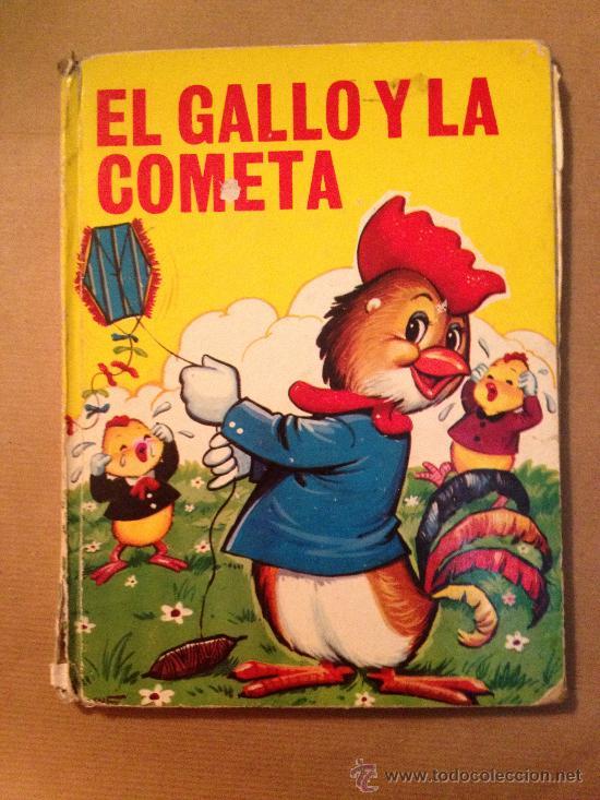 EDICIONES TORAY S. A. / CUENTOS DE LA ABUELITA Nº 15 - EL GALLO Y LA COMETA - AÑO 1967 (Tebeos y Comics - Toray - Cuentos de la Abuelita)