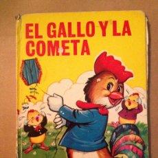 Tebeos: EDICIONES TORAY S. A. / CUENTOS DE LA ABUELITA Nº 15 - EL GALLO Y LA COMETA - AÑO 1967. Lote 37368154