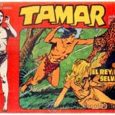 Tebeos: TAMAR Nº7. EL REY DE LA SELVA. A-COMIC-2678,7. Lote 111219750