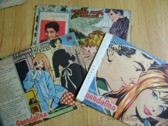 3 NÚMEROS GUENDOLINA GUENDALINA, DE TORAY: 99, 151 Y OTRO (Tebeos y Comics - Toray - Guendalina)