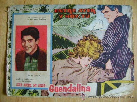 Tebeos: 3 números Guendolina Guendalina, de Toray: 99, 151 y otro - Foto 4 - 37810932