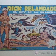 Tebeos: DICK RELAMPAGO.Nº 75 ORIGINAL. Lote 38062482