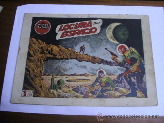 EL MUNDO FUTURO Nº 25 / LOCURA DEL ESPACIO / TORAY ORIGINAL (Tebeos y Comics - Toray - Mundo Futuro)