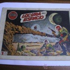 Tebeos: EL MUNDO FUTURO Nº 25 / LOCURA DEL ESPACIO / TORAY ORIGINAL. Lote 38341688