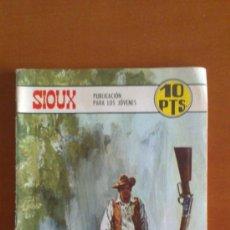Livros de Banda Desenhada: SIOUX Nº 102 ** EL HARAGAN ** ED. TORAY ** CONTRAPORTADA ACTRIZ LILI PALMER. Lote 38751671