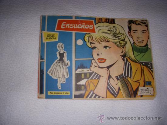 ROSAS BLANCAS Nº 75, EDITORIAL TORAY (Tebeos y Comics - Toray - Otros)