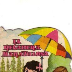 Tebeos: CUENTO TROQUELADO LA REGADERA MARAVILLOSA , EDICIONES TORAY 1962. Lote 39250482