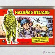 Tebeos: IMAN ACRÍLICO NEVERA # COMIC - HAZAÑAS BELICAS. Lote 76654691