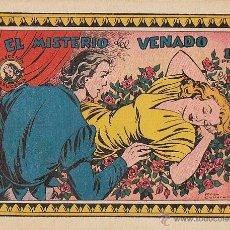 Tebeos: AZUCENA Nº 215, EL MISTERIO DEL VENADO. Lote 39528808